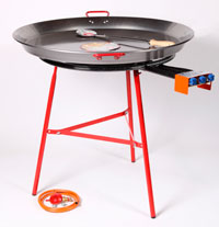 80cm Paella Catering Complete Set Package