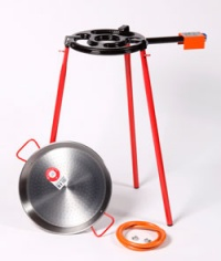 Albir Plus Garden Paella Set
