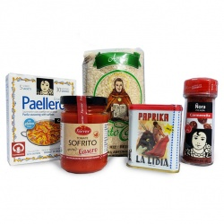 Paella Ingredient Packs