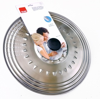 23cm Stainless Steel Lid