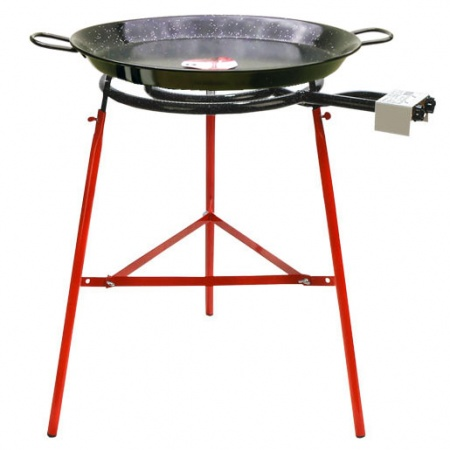 400mm Burner Garden Paella Set