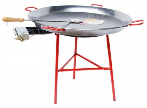 90cm Professional Paella Catering Package (with Flame Failure)