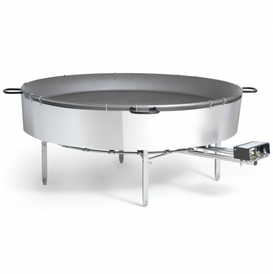 Burner Windguard Skirt for 115cm-130cm Paella Pans