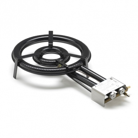 460mm Professional Paella Gas Burner with Automatic Flame Failure Protection