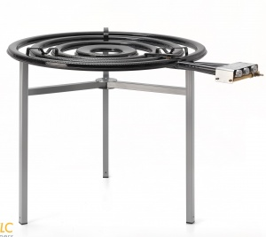 900mm Professional Paella Gas Burner with Automatic Flame Failure Protection