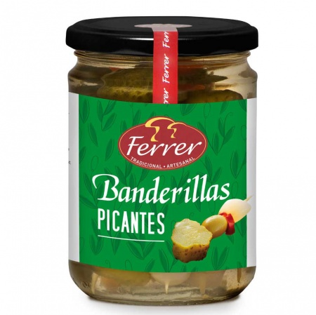 Spicy Banderillas 415g