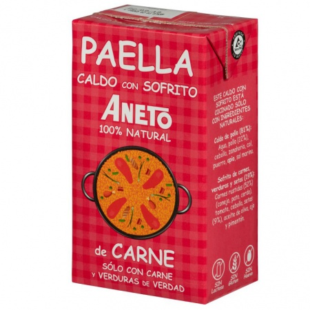 Aneto Meat Paella Stock Base