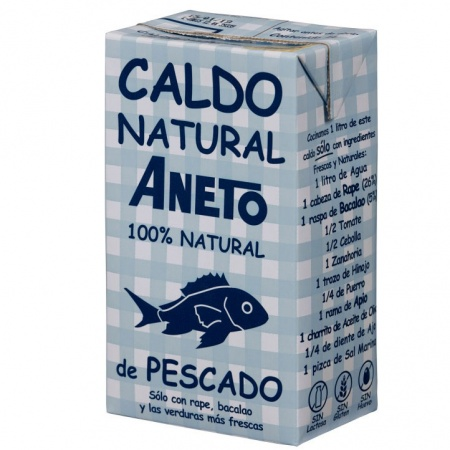 Aneto Natural Fish Broth