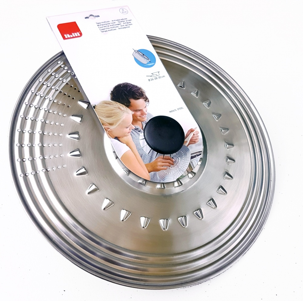 27cm Stainless Steel Lid