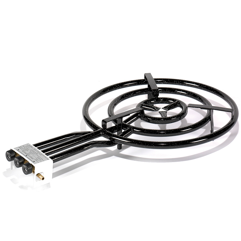 600mm Tripple Ring Outdoor Paella Burner