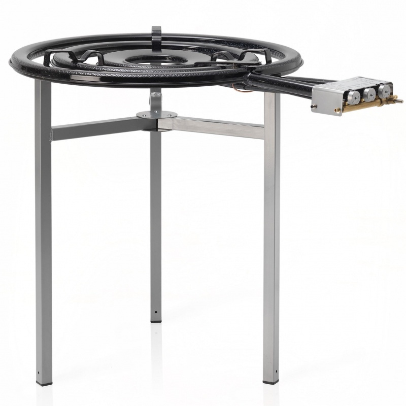 700mm Professional Paella Gas Burner with Automatic Flame Failure Protection