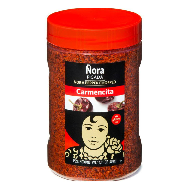 Carmencita Chopped Ñoras Catering Jar 400g
