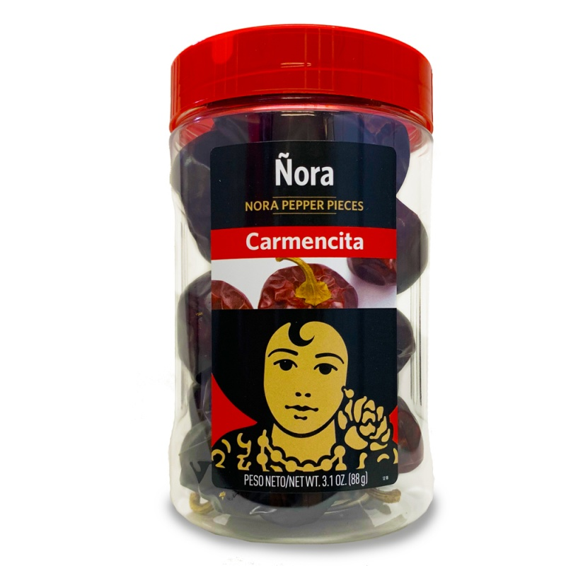 Ñoras dried peppers 88g Tub