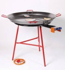 90cm Outdoor Paella Catering Package (non-Flame Failure)