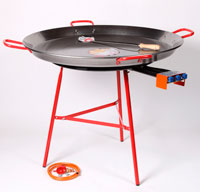 100cm Outdoor Paella Catering Package (non-Flame Failure)