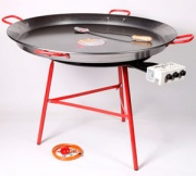 115cm Catering Complete Set Package with 800mm Pro Gas Burner