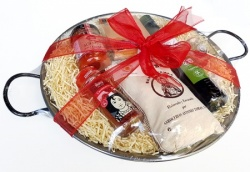 Luxury Paella Gift Set for 3-4 (34cm Pan)
