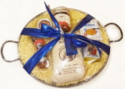 Luxury Gourmet Paella Gift Set for 6-8 (38cm Pan)