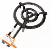 400mm +Gas Outdoor Paella Burner