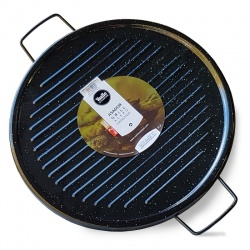 46cm Enamelled Griddle