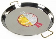 50cm Stainless Steel Paella Pan