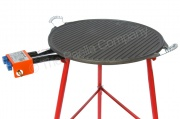 53cm Reversible Cast Iron Griddle