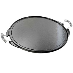 43cm Enamelled Cast Iron Griddle