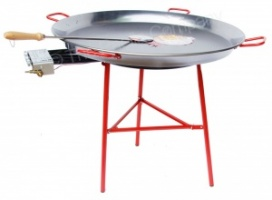 100cm Professional Paella Catering Package (with Flame Failure)