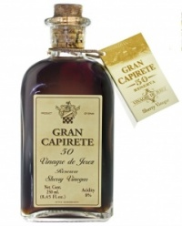Gran Capirete 50 Year Old Sherry Vinegar 250ml