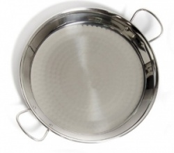 30cm Stainless Steel Paella Pan