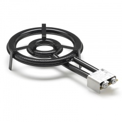 380mm Premium Dual Ring Outdoor Paella Gas Burner