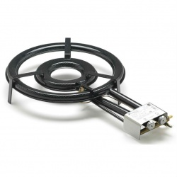 380mm Professional Paella Gas Burner with Automatic Flame Failure Protection