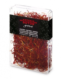 Selected Saffron 4g Box