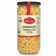 Ferrer Cooked Chickpeas 660g