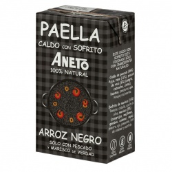 Aneto Black Rice (Arroz Negro) Base Stock