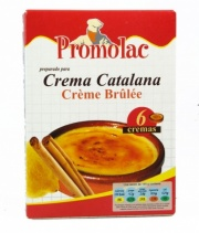 Crema Catalana Mix with sugar (117g)