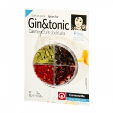 Gin & Tonic Botanicals Pack