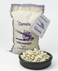 500g  Fabes Bean in Cloth Bag