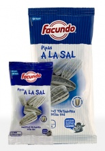 Salted Sunflower seeds ( Pipas a la Sal )