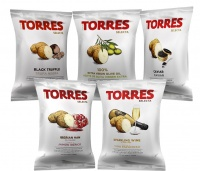 Torres Premium Spanish Crisps Selection