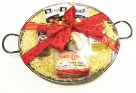 Money Saver Paella Gift Set for 4-6 (36cm Pan)