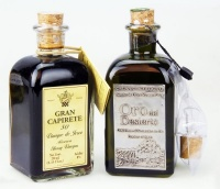 Oro del Desierto Extra Virgin Olive Oil  &  Sherry Vinegar Twin pack