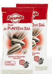 Lightly salted Sunflower seeds (Pipas al Punto de Sal)