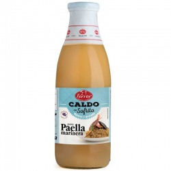 Ferrer Seafood Paella Stock 990ml