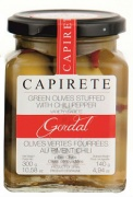 Capirete Gordal Olives stuffed with Chilli Pepper 300g
