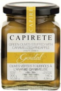 Capirete Gordal Olives stuffed with Caramelized Pineapple 300g
