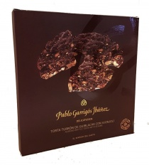 Premium Almond Brittle Turrón Torta with Sesame Seeds 200g