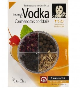Vodka Cocktail Botanicals Pack