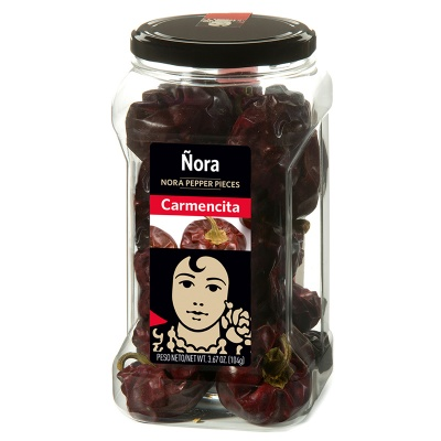 Ñoras dried peppers 104g Tub