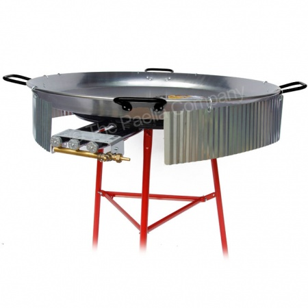 Burner Windguard Skirt for 80cm-100cm Paella Pans